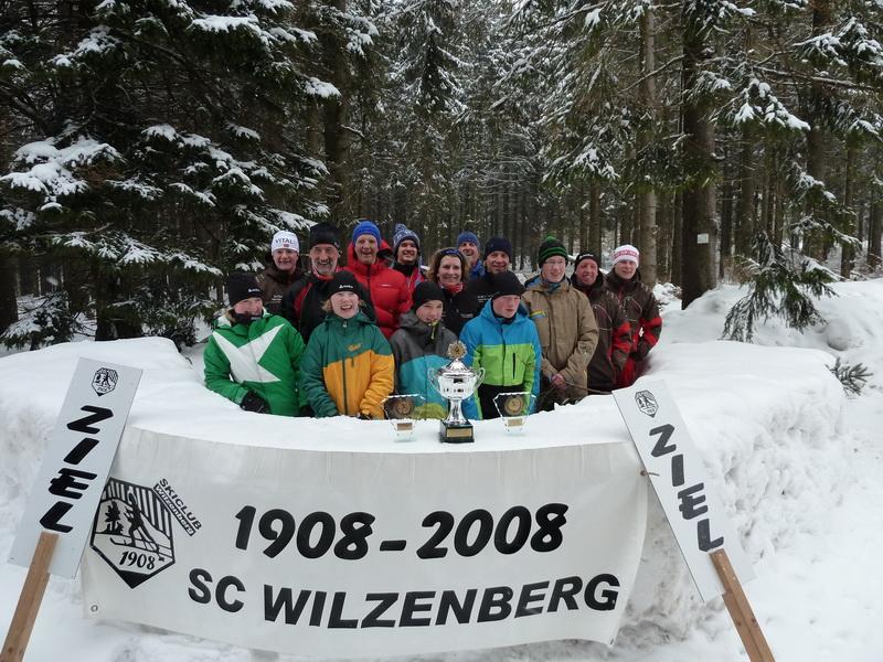 Nordische Vereinsmeisterschaften 2012